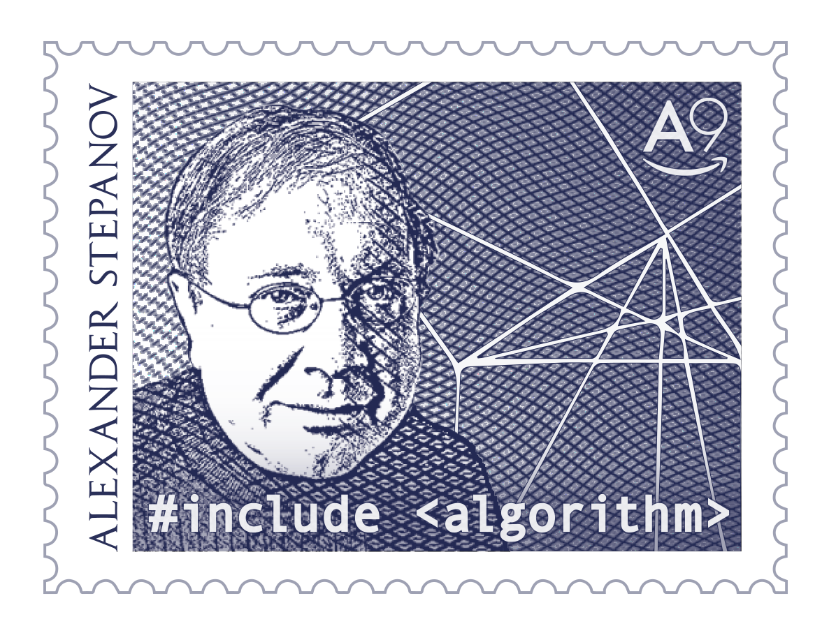 Alex Stepanov Commemorative Stamp